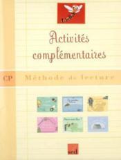 Libellule ; Méthode De Lecture ; Cp ; Activités Complémentaires - Couverture - Format classique
