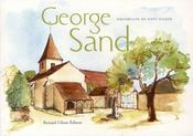 Georges Sand - Intérieur - Format classique
