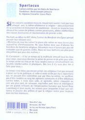 Eglises Et Socialisme B169 - 4ème de couverture - Format classique