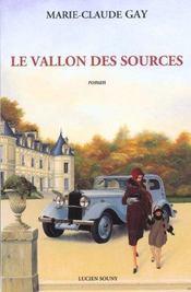 Le vallon des sources - Intérieur - Format classique