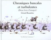 Chroniques bancales et turbulentes - Intérieur - Format classique
