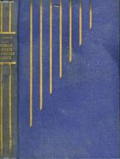 Travaux D'Amour Et D'Autres Choses. - Couverture - Format classique