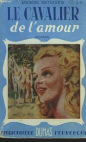 La Cavalier De L'Amour - Couverture - Format classique