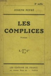 Les Complices - Couverture - Format classique