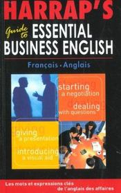 Vente  Harrap'S Guide To Essential Business English  - Collectif