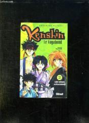 Kenshin le vagabond t.2 ; les deux assassins - Couverture - Format classique