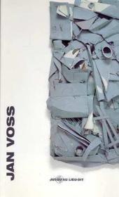 Jan Voss - Couverture - Format classique