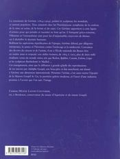 Gérôme - 4ème de couverture - Format classique