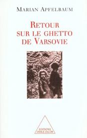 Retour Sur Le Ghetto De Varsovie - Intérieur - Format classique