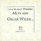 Mon Ami Oscar Wilde - Couverture - Format classique