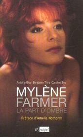 Mylene Farmer, La Part D'Ombre - Intérieur - Format classique
