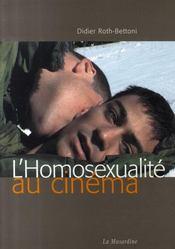 L'homosexualité au cinéma - Intérieur - Format classique