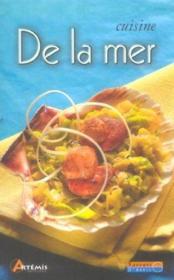 Cuisine De La Mer - Couverture - Format classique