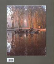 Versailles - 4ème de couverture - Format classique
