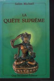 Quete Supreme - Couverture - Format classique