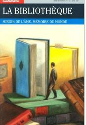 La bibliotheque - Intérieur - Format classique