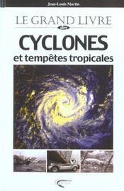 Cyclones Et Tempetes Tropicales - Intérieur - Format classique