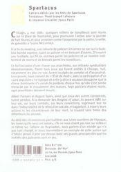 Haymarket Pour L'Exemple B170 - 4ème de couverture - Format classique