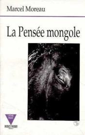 La Pensee Mongole - Couverture - Format classique