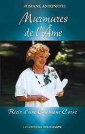 Murmures De L'Ame Recit Chamane Corse - Couverture - Format classique