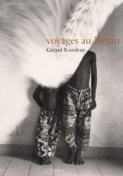 Voyages au Bénin - Couverture - Format classique