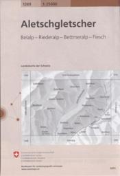 Aletschgletscher - Couverture - Format classique