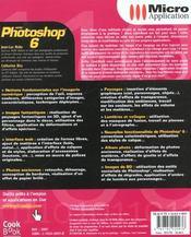 Cookbook Photoshop 6 - 4ème de couverture - Format classique