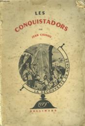 Les Conquistadors. - Couverture - Format classique