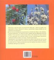 Arbres Et Arbustes - 4ème de couverture - Format classique