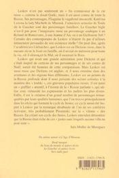 Recits De Gostomiel (Les) - 4ème de couverture - Format classique