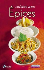 Cuisine Aux Epices - Couverture - Format classique