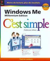 Windows Edition Millenium - Intérieur - Format classique