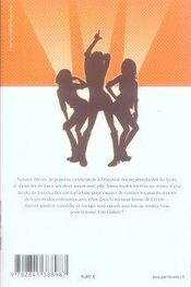 Galism, soeurs de choc t.4 - 4ème de couverture - Format classique