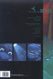 Le silence de l'ogre - 4ème de couverture - Format classique