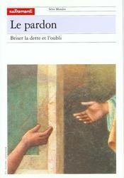 Le pardon - Intérieur - Format classique