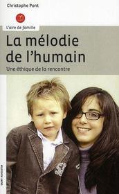 La Melodie De L'Humain - Intérieur - Format classique