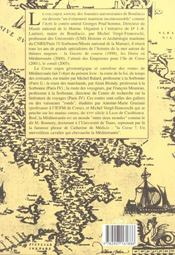 La Corse, carrefour des routes de Méditerranée - 4ème de couverture - Format classique