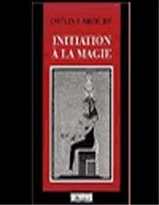 Initiation A La Magie - Intérieur - Format classique