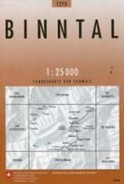 Binntal - Couverture - Format classique