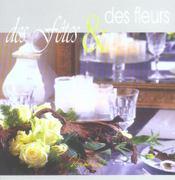 Des fetes et des fleurs - Intérieur - Format classique
