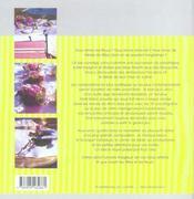 Des fetes et des fleurs - 4ème de couverture - Format classique