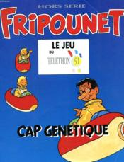 Supplement Fripounet N°48 - Hors Serie - Le Jeu Du Temethon 1991 - Couverture - Format classique