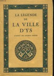 La Legende De La Vallee D'Ys - Couverture - Format classique