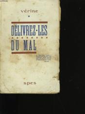 Delivrez Les Du Mal. - Couverture - Format classique