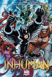 Inhuman T.1  - Charles Soule - Joe Madureira - Collectif