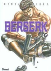 Berserk - tome 02 - Couverture - Format classique