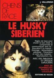Le Husky Siberien - Intérieur - Format classique