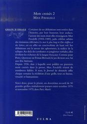 Mots croisés t.2 - 4ème de couverture - Format classique