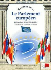 Le parlement européen - Couverture - Format classique