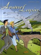 Arsène Lupin t.6 ; la demoiselle aux yeux verts - Intérieur - Format classique